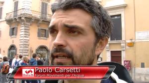 Paolo Carsetti- Forum Acqua
