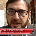 Paolo Marchionne-Presidente Municipio III
