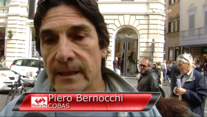Piero Bernocchi-COBAS