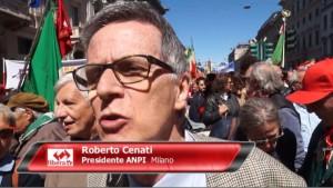 Roberto Cenati ANPI