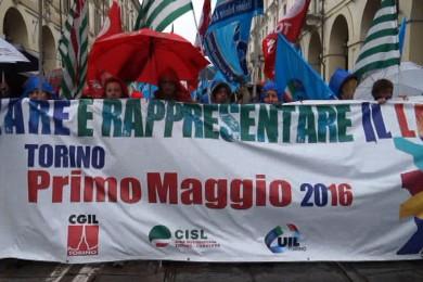 Primo Maggio 2016 a Torino