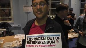 Brexit e razzismo