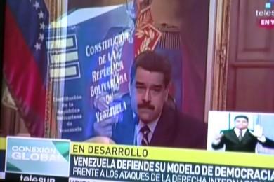 Costituzione e Maduro