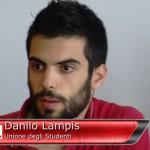 Danilo Lampis - Unione degli Studenti