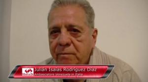 Julian Isaias Rodriguez Diaz Ambasciatore