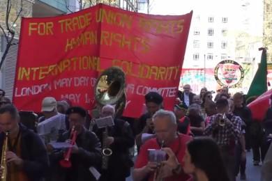 Primo Maggio a Londra - Mayday Parade