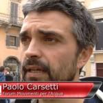 Paolo Carsetti - Forum Acqua