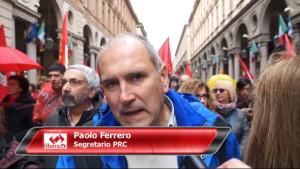 Paolo Ferrero .