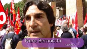Piero Bernocchi -COBAS