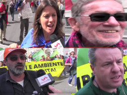 Roma dice NO-TTIP