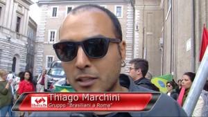 Thiago Marchini - Brasiliani a Roma