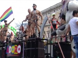 Carro Gay Pride Roma