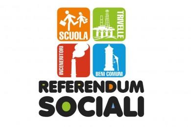 Logo referendum sociali 16-9