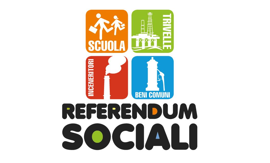 REFERENDUM SOCIALI : Superate le 300.000 firme