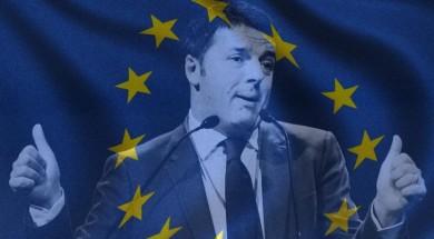 No Renzi No Unione Europea