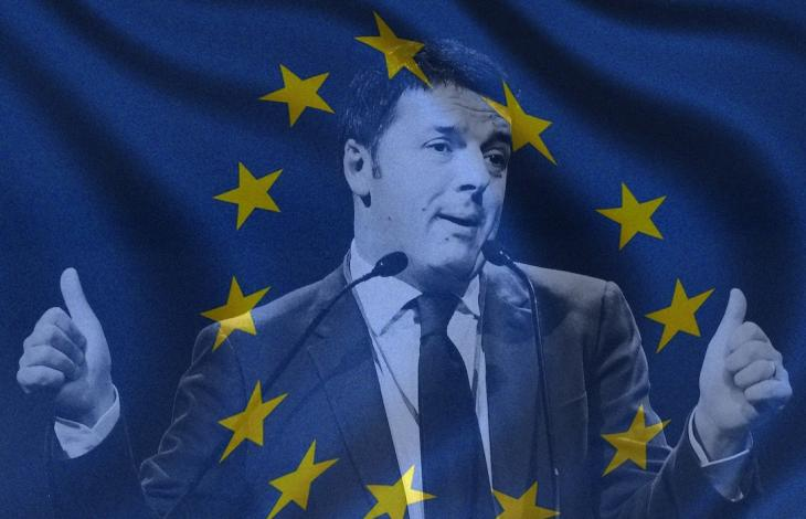BREXIT : Ora al Referendum NO a Renzi ed alla UE  – Marco Rizzo