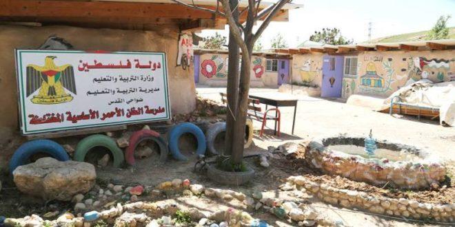 PALESTINA : Bambini a rischio deportazione a Khan al Ahmar