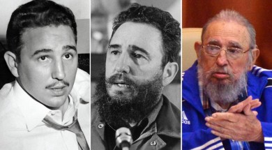Fidel Castro nel tempo