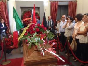 Funerali Maurizio Musolino