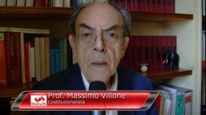Massimo Villone - Costituzionalista