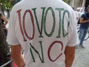 maglietta voto NO