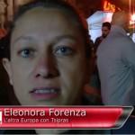 Eleonora Forenza Europa per Tsipras