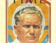 Tito copertina TIme