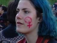 Manifestazione femminista
