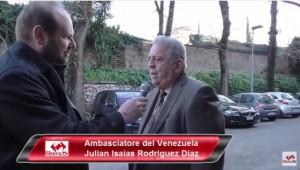 Venier e Isaias Rodriguez Diaz