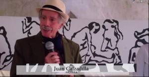 Juan Calzadilla - Artista Biennale 2017