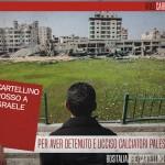 Cartellino rosso ad Israele 3