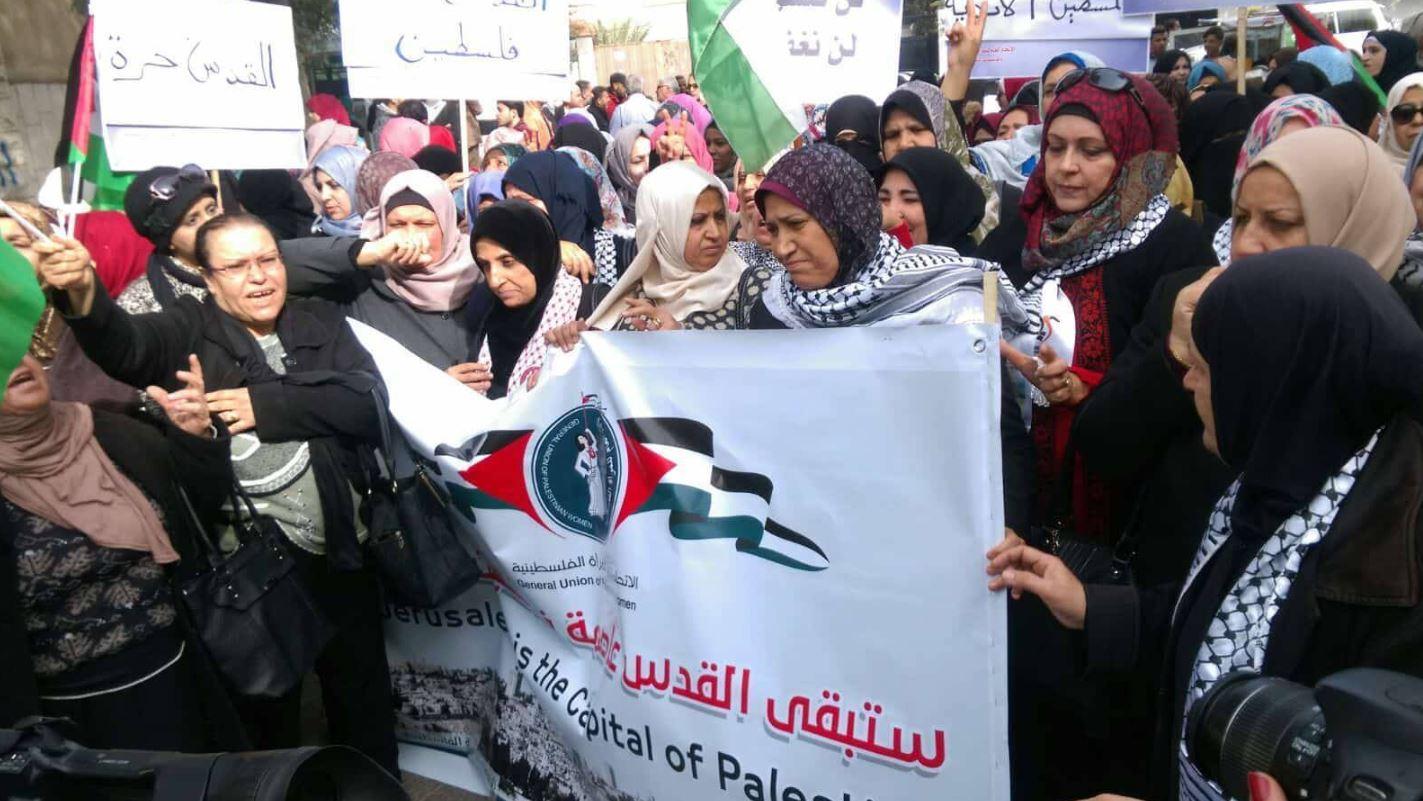 GERUSALEMME – PALESTINA : La parola alle donne