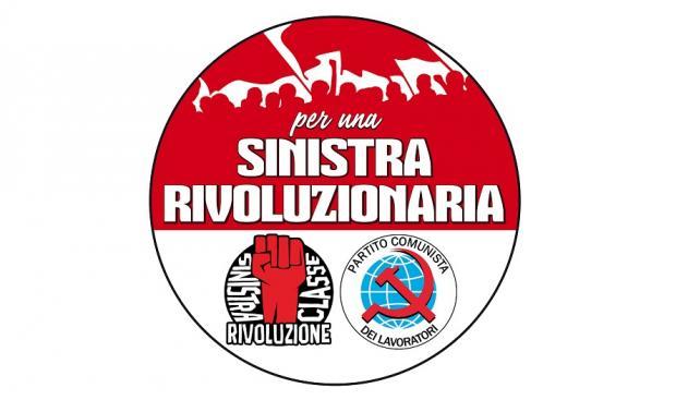 ELEZIONI – PROGRAMMI : Sinistra Rivoluzionaria