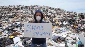 save planet plastica