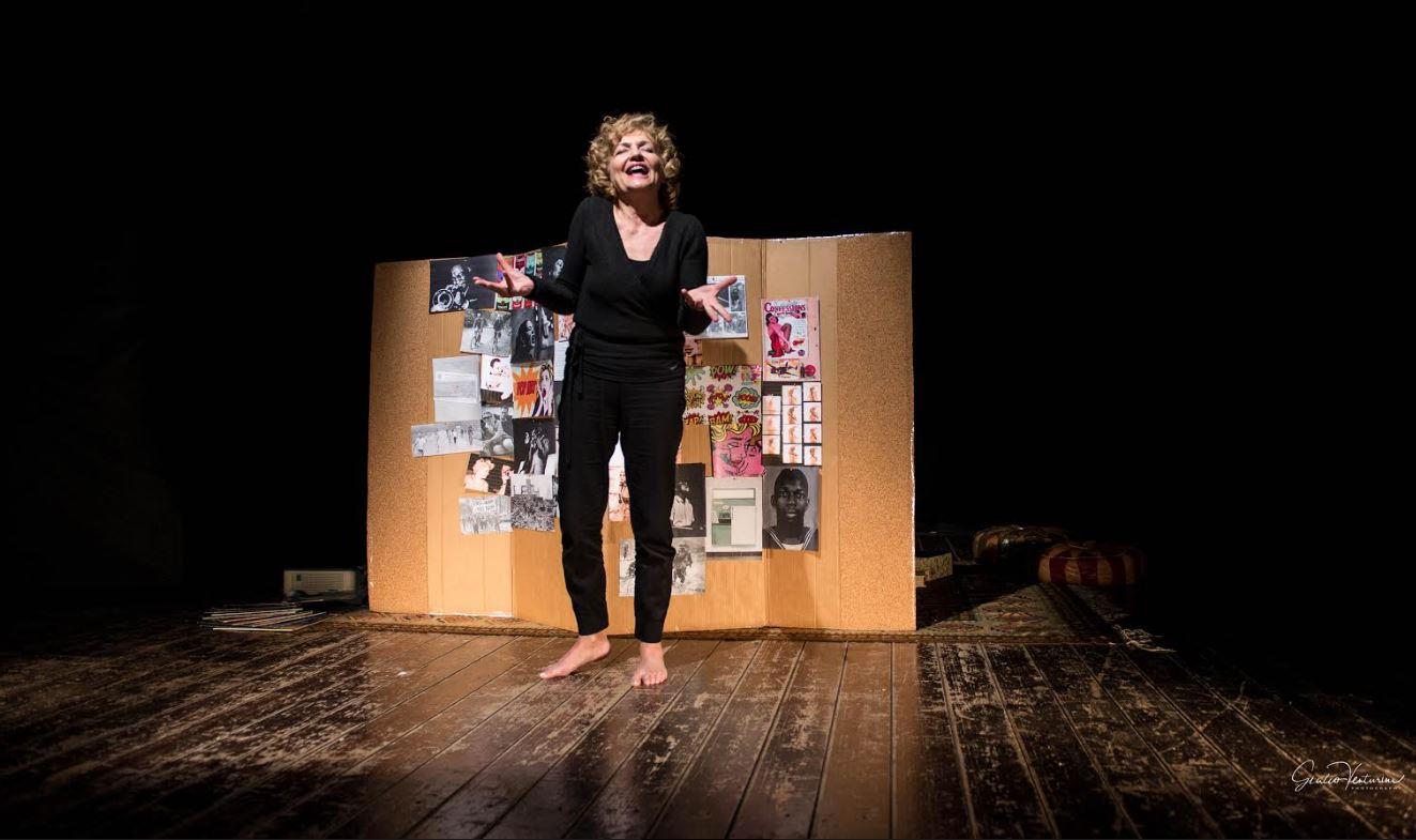 TEATRO : Marilyn'blues, un inno alla vita contro l'indifferenza