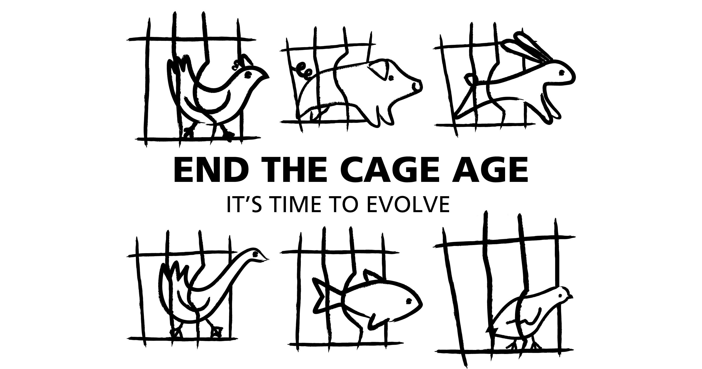 End The Cage Age: stop agli allevamenti in gabbia