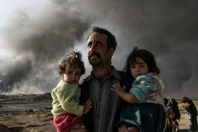 Bambini isis iraq