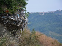 Discarica a Guardiagrele