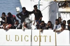 Diciotti immigrati