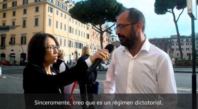 Al centro di Roma sono state intervistate alcune persone in merito alla situazione del Venezuela , la maggioranza a risposto che la situazione è drammatica e che Maduro è un dittatore, in seguito alle stesse persone sono stati posti alcuni dati italiani spacciandoli per dati venezuelani e nessuno si è reso conto dell'inganno
