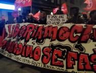Striscione Antifascista Trieste