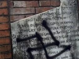 neo fascismo svastica