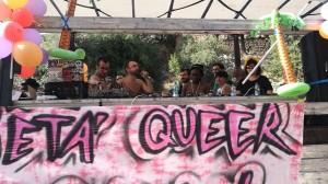 Gay Pride 2017 mic