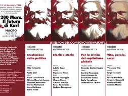 Programma Karl Marx 200
