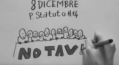 no tav 8 dicembre 2018