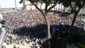 Climate Strike Roma