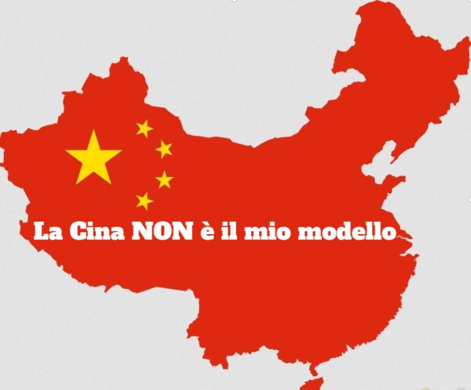CINA : Non è il mio modello – di Iacopo Venier