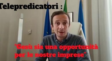 Massimo Fedriga telepredicatore