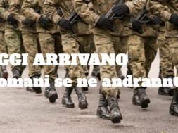 Militari coronavirus