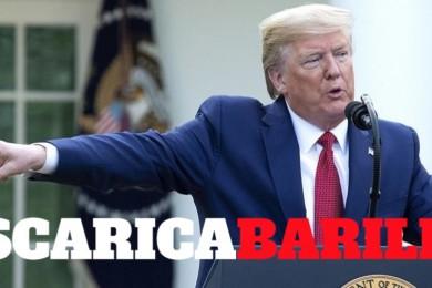Scaricabarile Trump